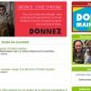 Webmestre chez Oxfam